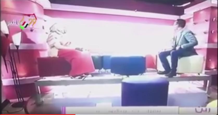 """صورة قناة سودانية """"تشتعل"""" على الهواء مُباشرة.. شاهد"""