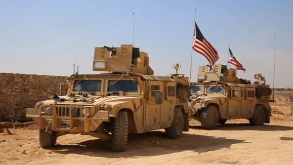 أميركا تنشر جنودا في سوريا
