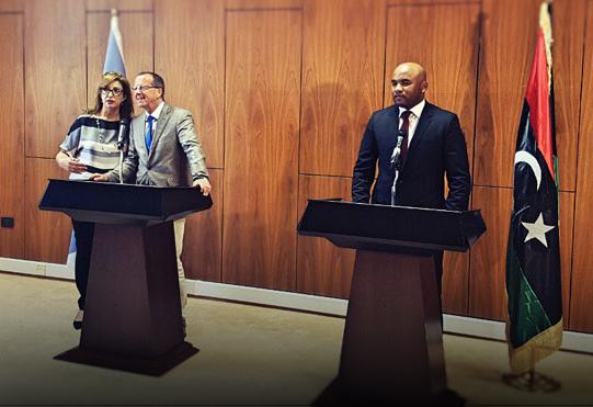 "Photo of ليبيا هيرالد: الجضران المُتواري عن الأنظار.. ""معروض للبيع"""