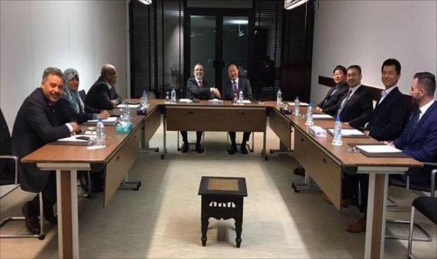 الصين تبحث عودة شركاتها النفطية للعمل في ليبيا
