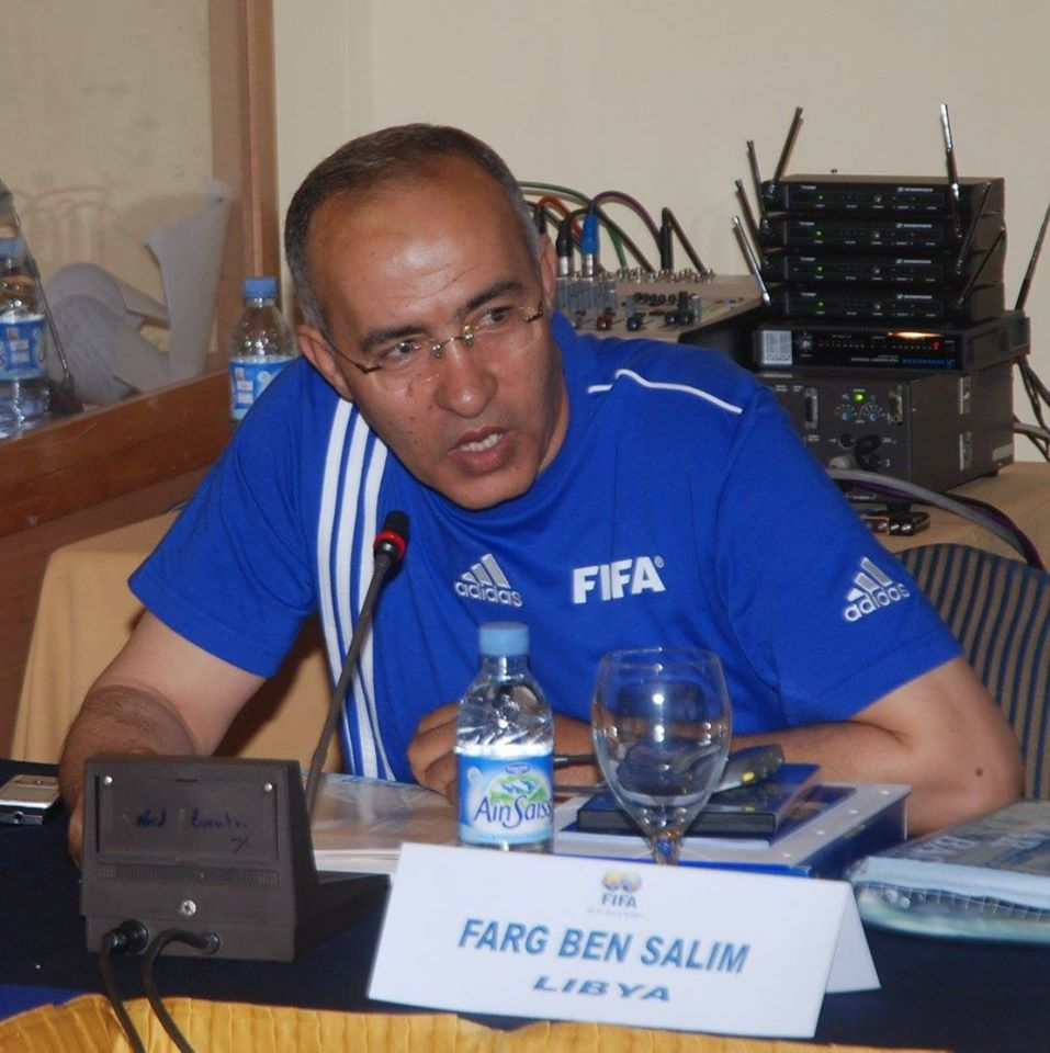 Photo of القماطي يشارك بالمؤتمر العلمي للرياضة للجميع في القاهرة