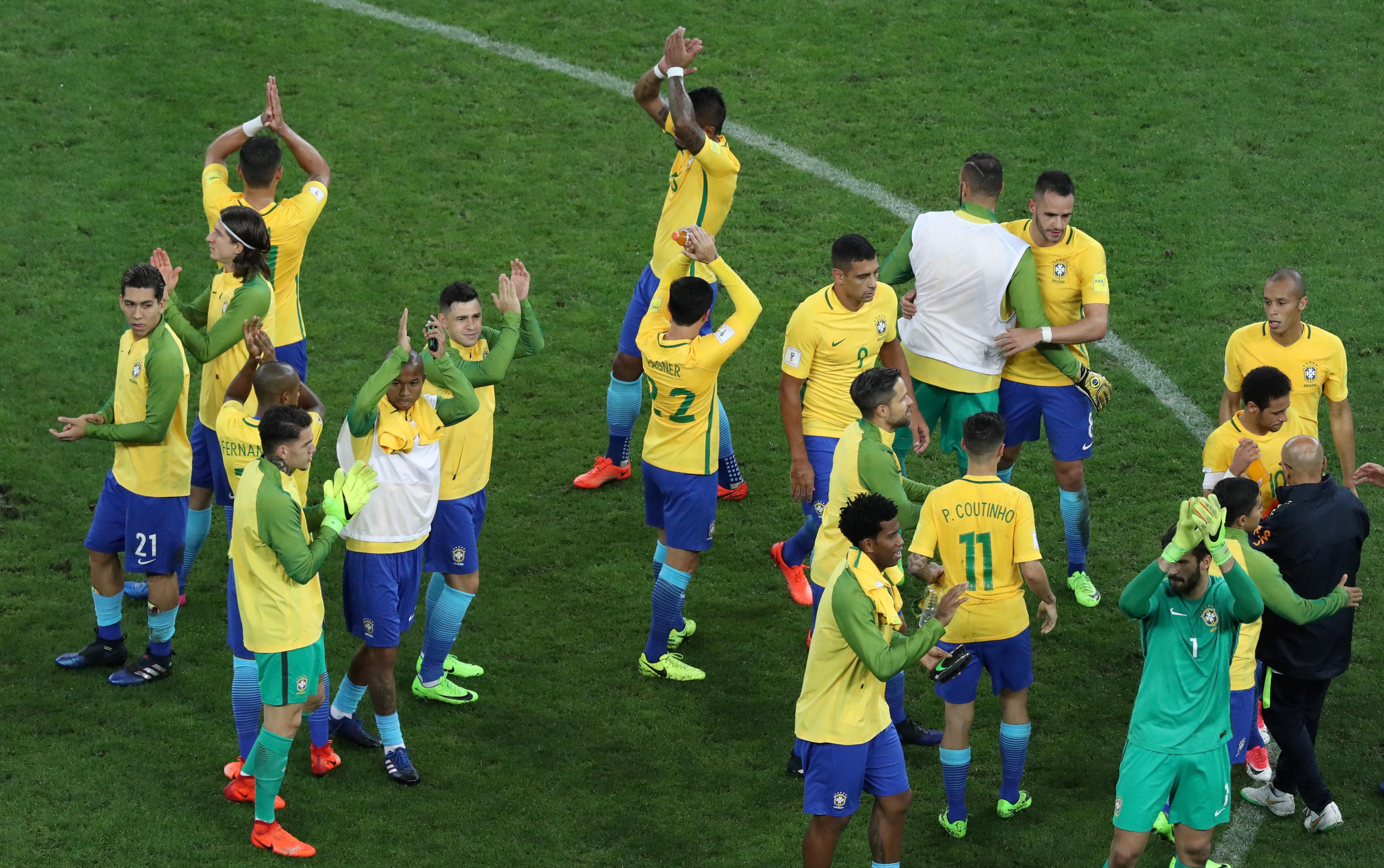 """Photo of البرازيل تلاقي الأرجنتين وأستراليا.. """"دون نجوم"""""""