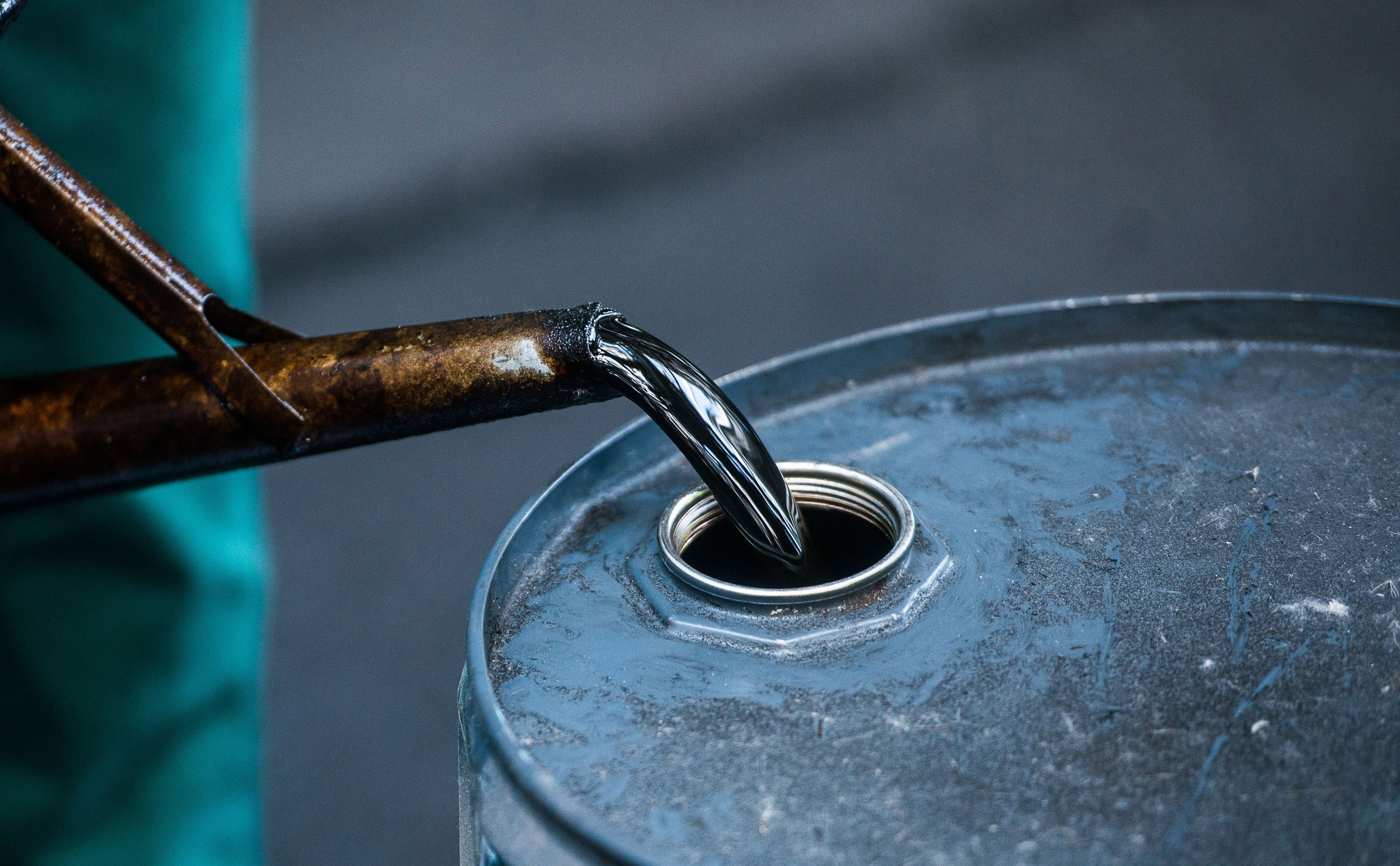 برميل النفط