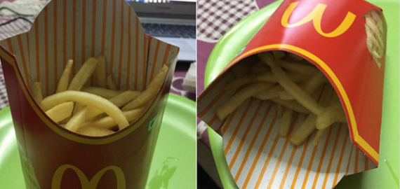 بطاطا ماكدونالدز