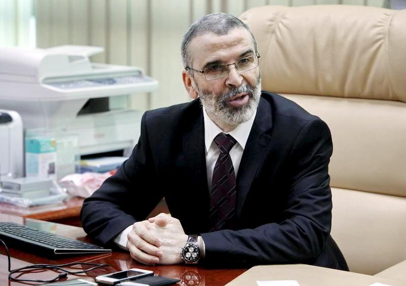 رئيس مجلس إدارة المؤسسة الوطنية للنفط الليبية مصطفى صنع الله