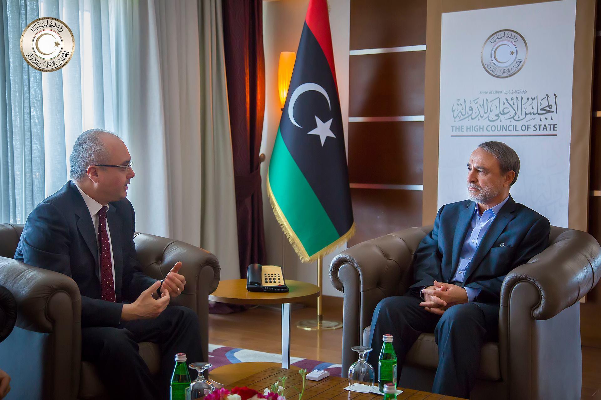 """Photo of السويحلي يدعو السفارة التركية إلى تسهيل """"التأشيرة لليبيين"""""""