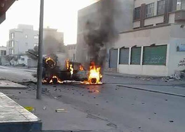 أمن طرابلس - أحداث قرجي