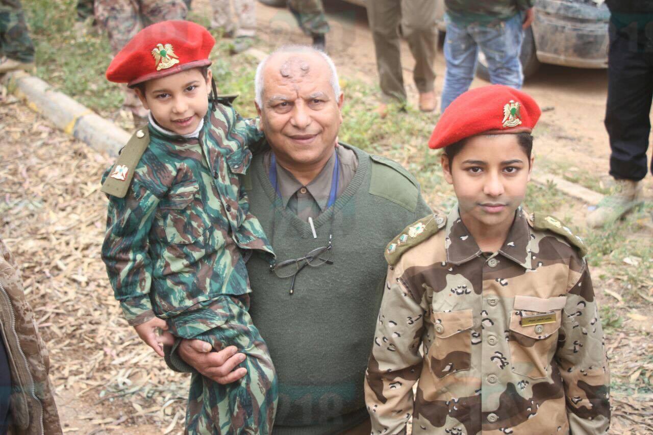 Photo of القوات الخاصة تُعلن فتح طريق طرابلس المؤدي إلى الغرب