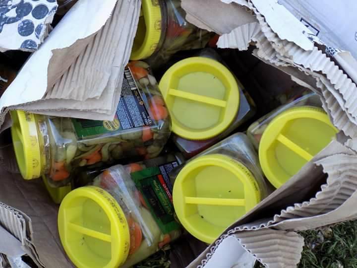 صورة تحذيرات لتُجّار قنفودة: إخراج المواد الغذائية.. ممنوع