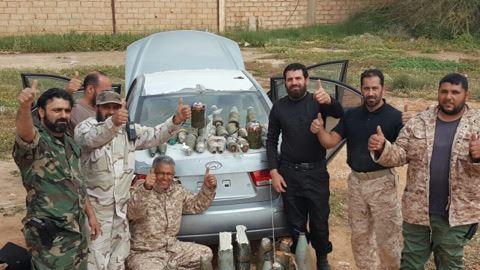 "Photo of القوات الخاصة تُنقذ العميد بوخمادة من ""مُفخخة"""