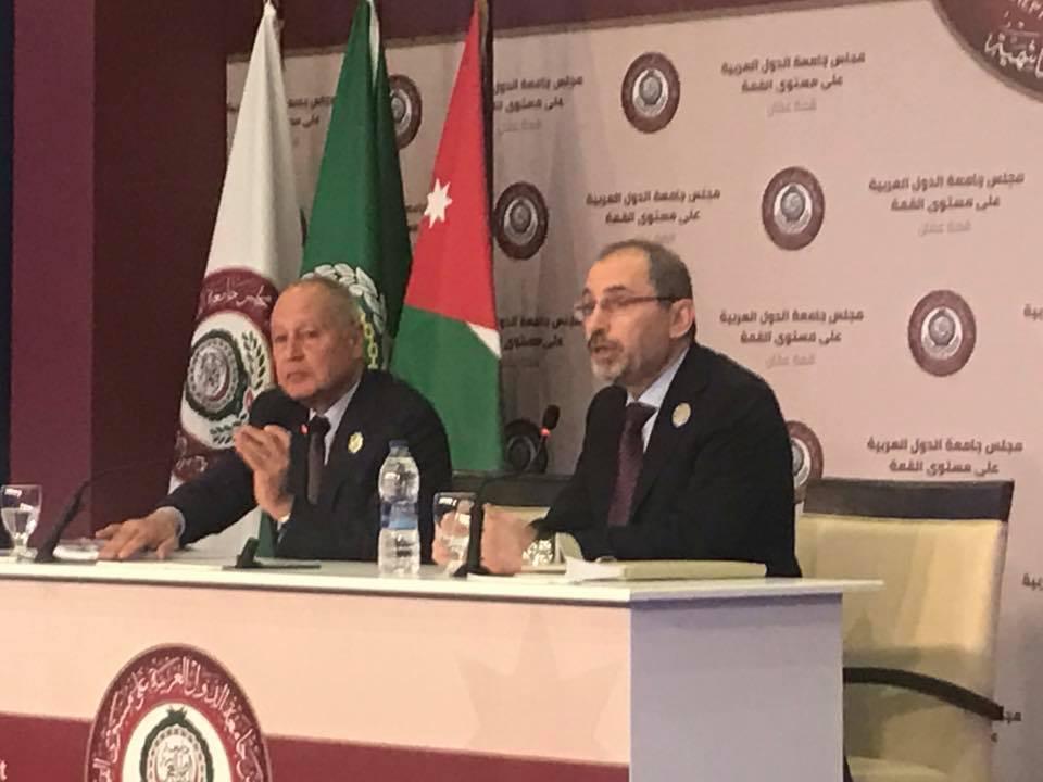 Photo of وزير الخارجية أيمن الصفدي: لا سلام ولا استقرار بدون حل عادل للقضية الفلسطينية
