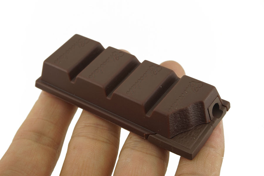 قطعة شوكولاتة