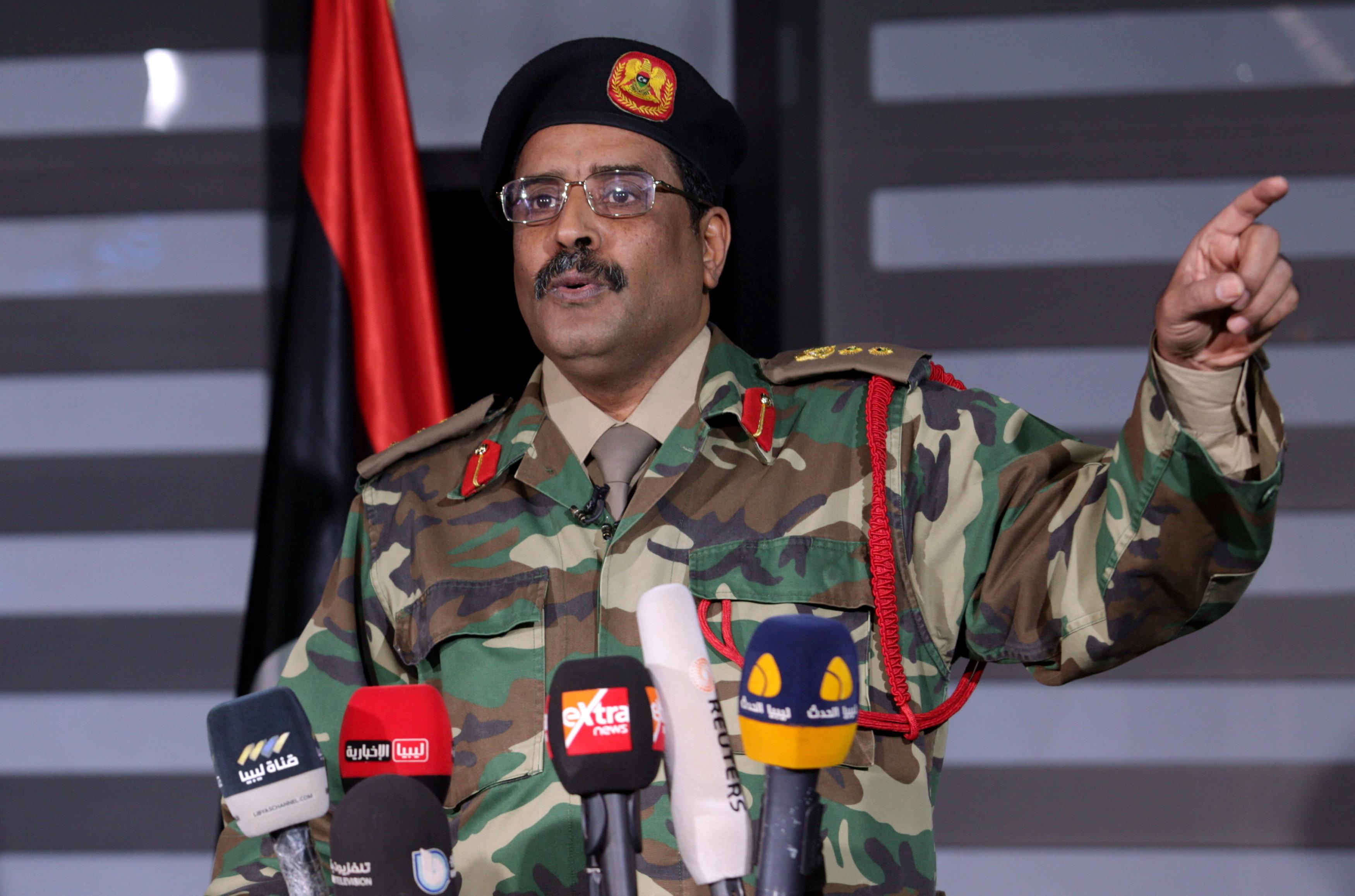 """Photo of المسماري يكتب: اتحاد """"المعارضة التشادية"""" ب""""قاعدة المغرب"""""""