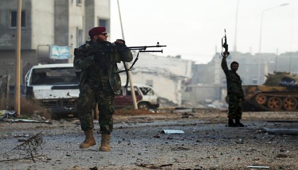 الاشتباكات المسلحة