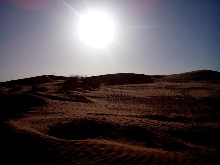 صحراء سرت