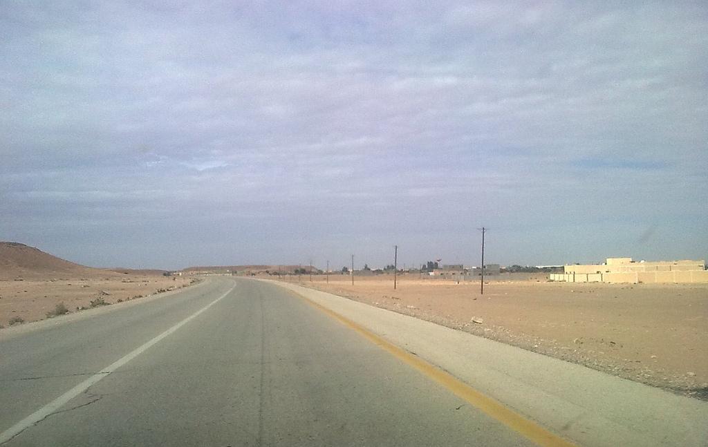 طريق طرابلس سبها