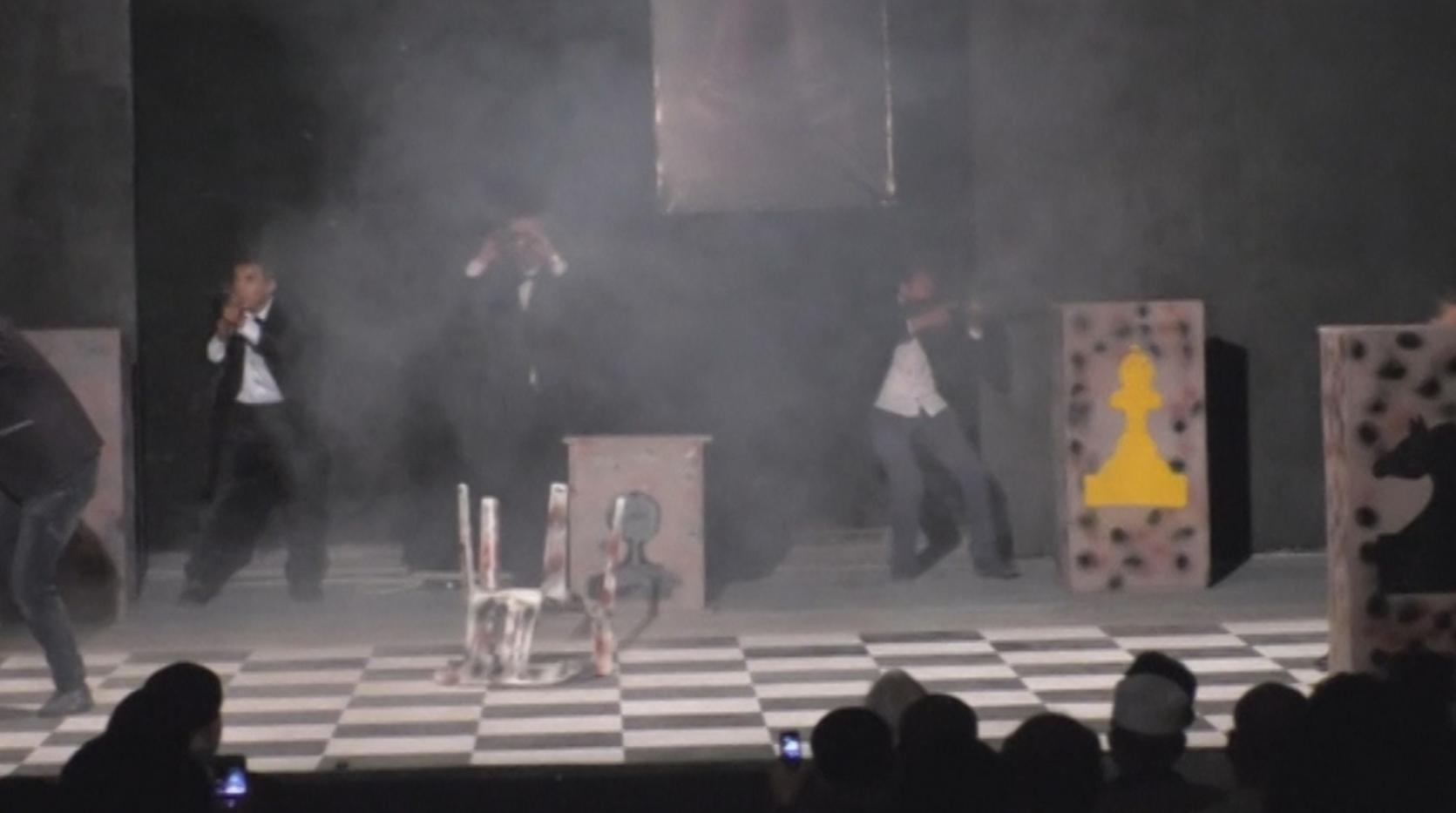 فرقة مسرح مصراتة