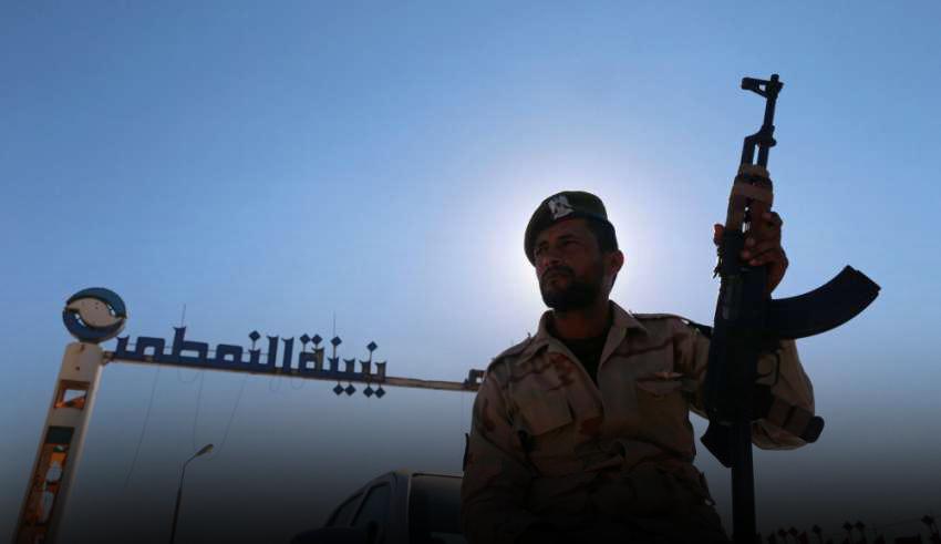 Photo of الجيش يستنفر بعد تحرك مشبوه بالهلال النفطي