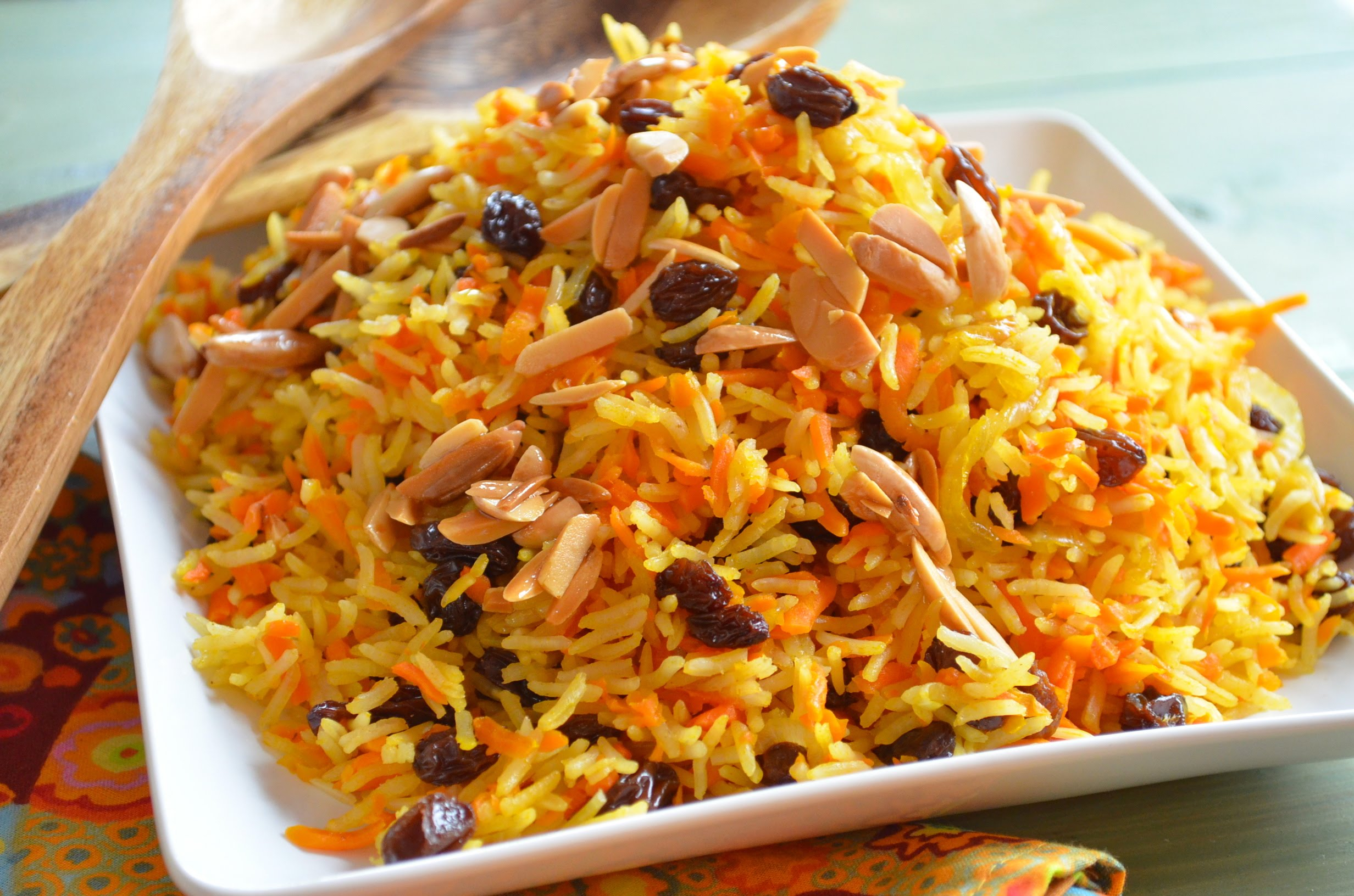 طبق الأرز