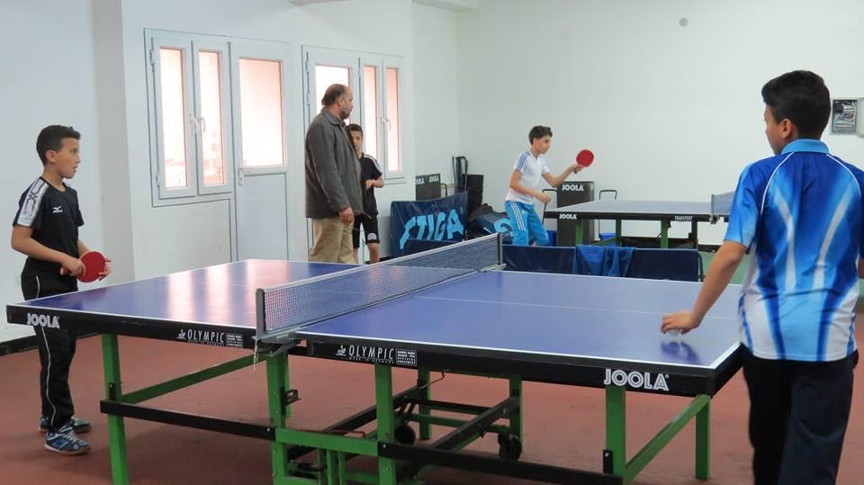 """Photo of """"بلدي- طرابلس"""" يقيم بطولة ليبيا لكرة الطاولة"""