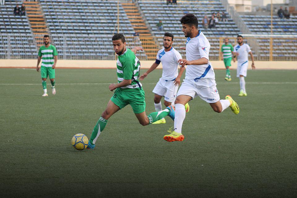 """Photo of التعادل السلبي يحسم مباراة """"الأخضر"""" و """"الأولمبي"""""""