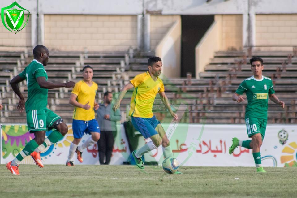 """Photo of الأهلي طرابلس يعود لـ""""نغمة الانتصارات"""" بـ""""ثلاثية"""" في النصر"""
