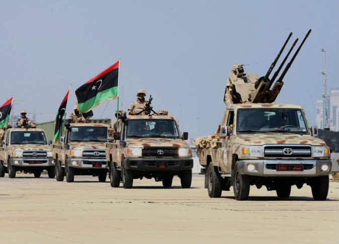 Photo of مقترح لإعادة هيكلة المؤسسة العسكرية