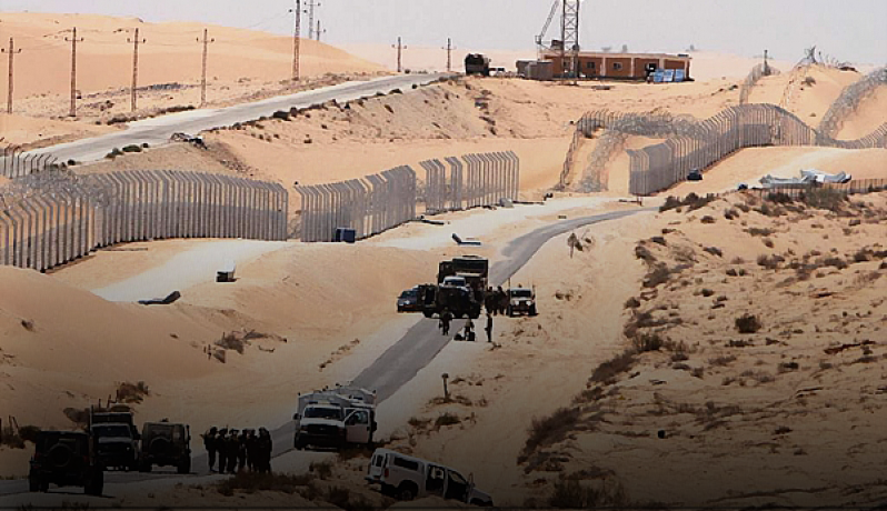 "Photo of مصر تُعلن إحباط ""محاولة اختراق"" من ليبيا.. وقتل إرهابيين"