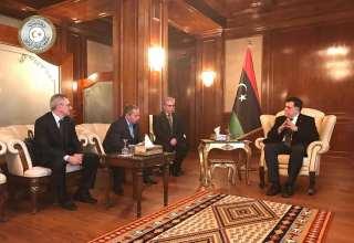 """السراج يتطلع لـ""""دور روسي"""" في حل أزمة ليبيا"""