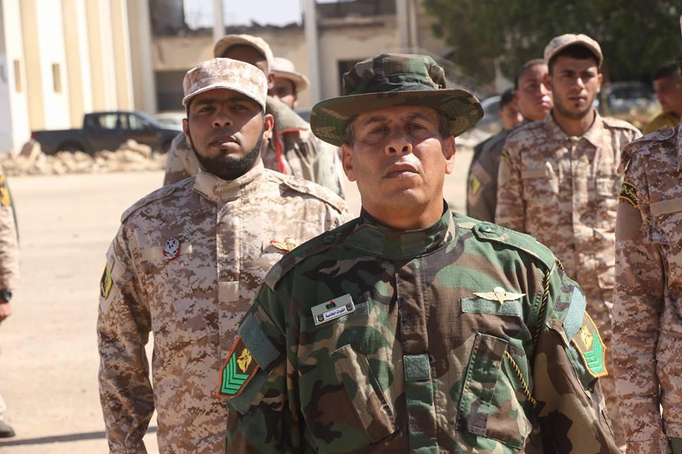 """صورة """"القوات الخاصة"""".. استعداد للقتال رغم قلة الإمكانات"""