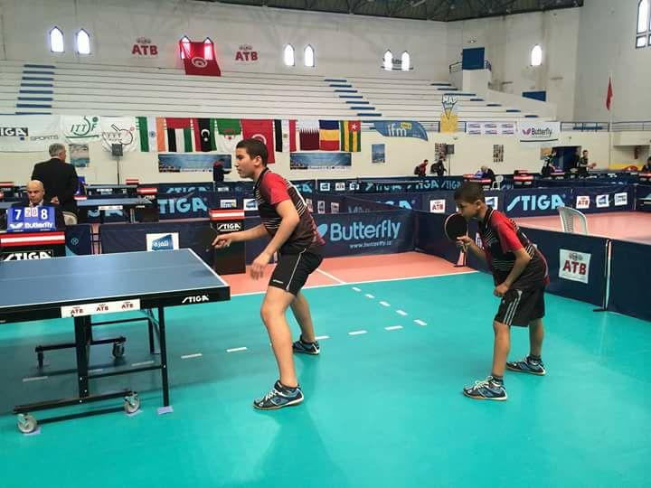 المنتخب الليبي لكرة الطاولة