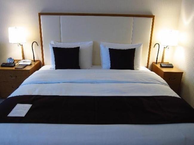 ترتيب السرير
