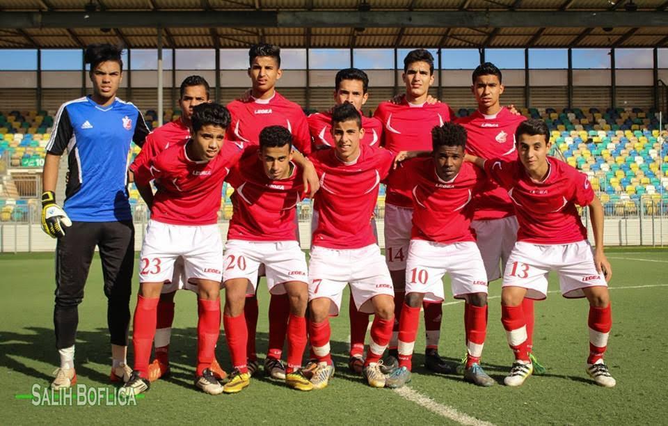 دوري أواسط كرة القدم في بنغازي