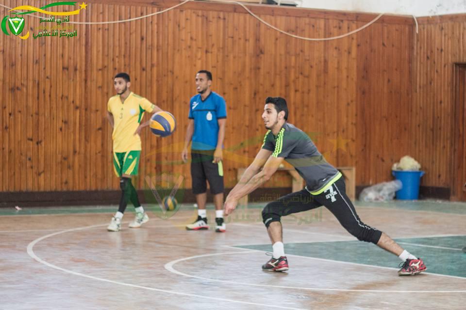 فريق النصر - كرة الطائرة
