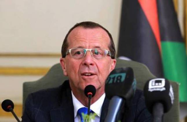 الأزمة الليبية تهدد وحدة البلاد — كوبلر