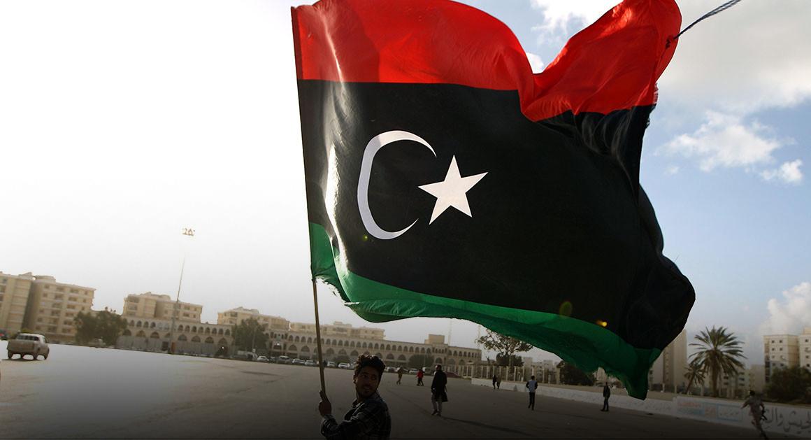 """صورة العالم يكتشف """"سراً خطيراً"""" عن ليبيا. هل تعرفه؟"""