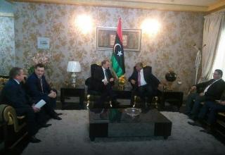 مسؤول روسي بارز بطرابلس لتوسيع الاتصالات حول ليبيا