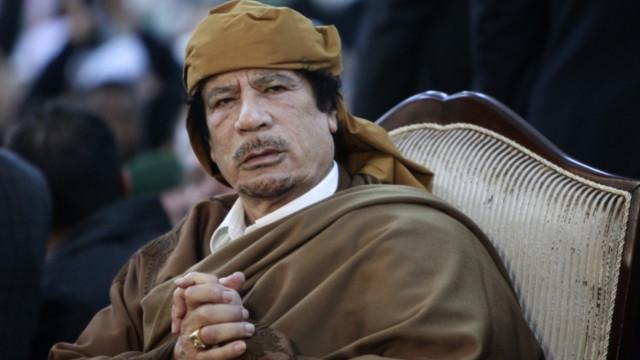 """Photo of بيرنز يستذكر تصرفات """"القذافي الغريب"""""""