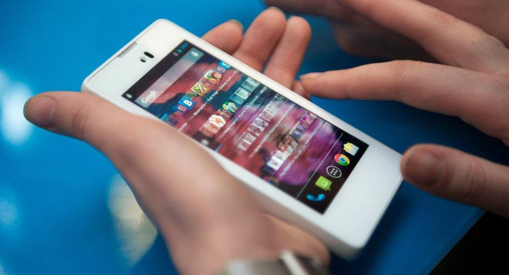 هواتف ذكيّة بـشاشة سحرية