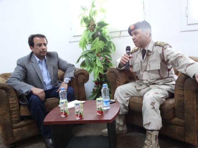 "Photo of مسح كامل لتنظيف ""المدينة الجامعية"" ببنغازي من الألغام"