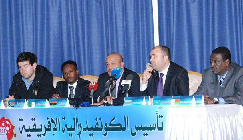 "Photo of ليبيا ""تتأهل"" لنهائيات كأس العالم لكرة القدم المصغرة"