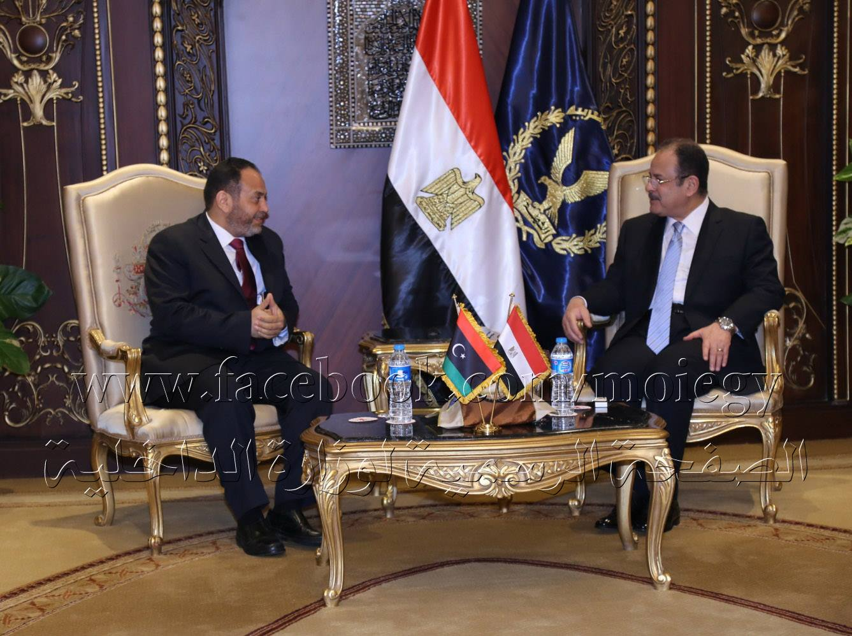 """صورة ليبيا تلجأ إلى """"الخبرة المصرية"""" بملف """"بمكافحة الإرهاب"""""""
