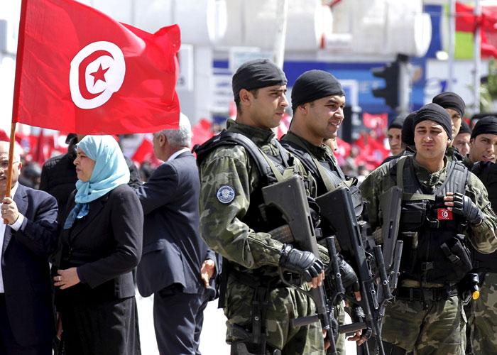 مكافحة الإرهاب - تونس