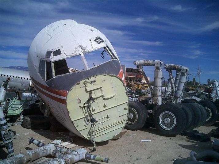 مقابر الطائرات