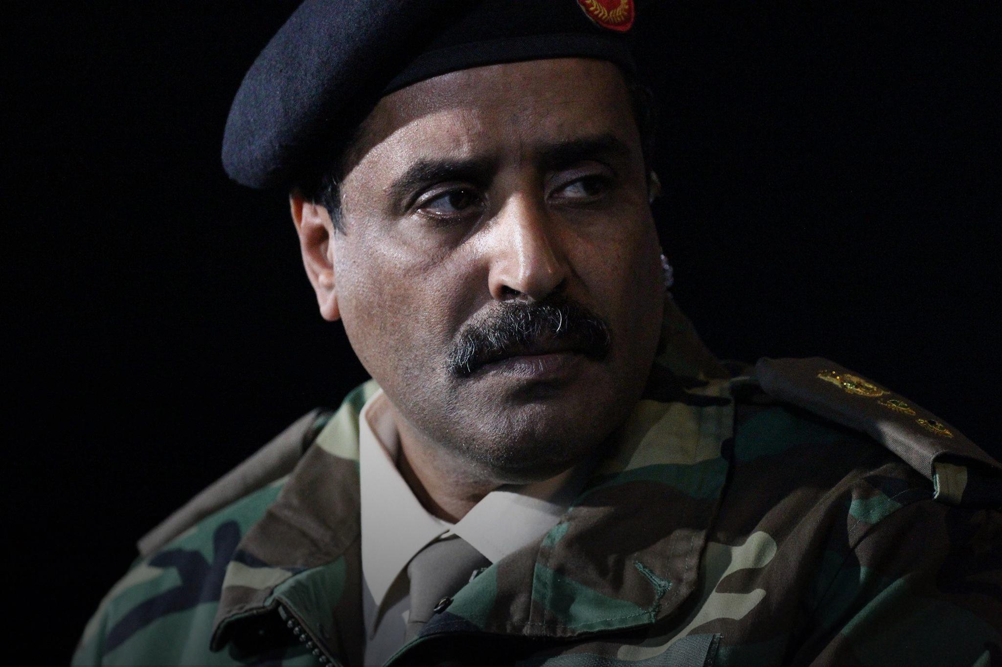 الناطق الرسمي باسم الجيش الوطني، العميد أحمد المسماري