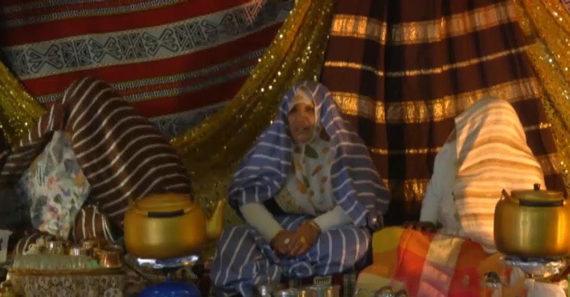 الأم الليبية