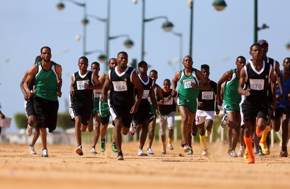 انطلاق سباقات ألعاب القوى بالجنوب