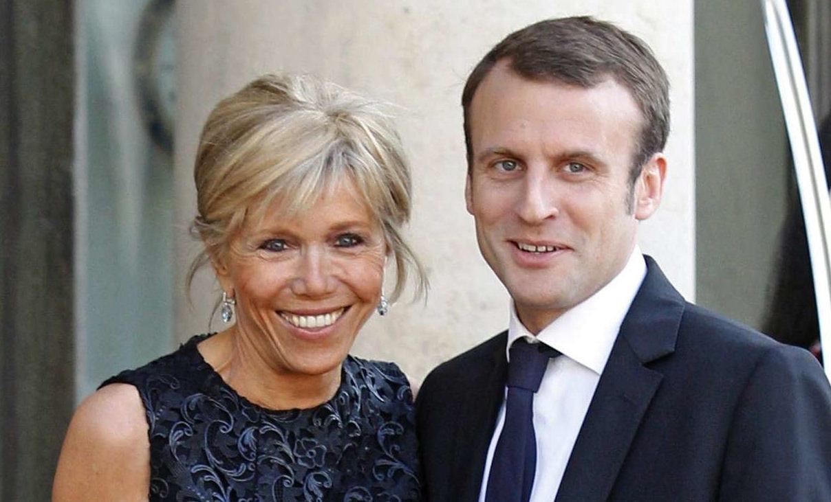 Photo of حملة فرنسية ضد منح بريجيت ماكرون لقب السيدة الأولى