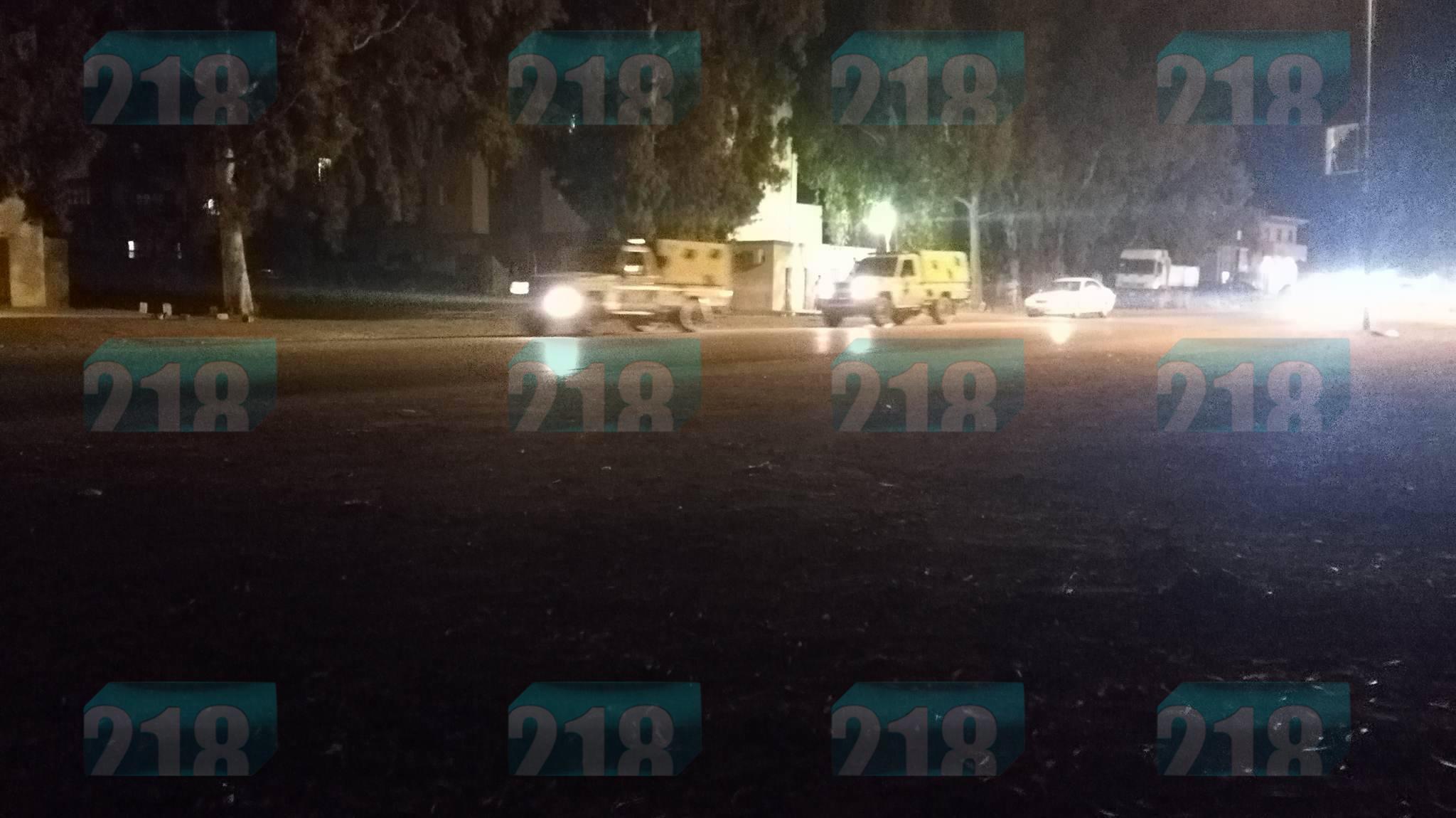 """صورة """"ثوار طرابلس"""" تسيطر على """"النقلية"""".. ومجموعات """"الإنقاذ"""" تنسحب"""
