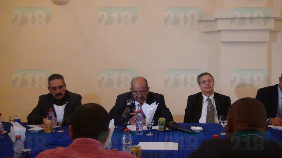 Photo of مساهل يصل غدامس للقاء مسؤولين بجنوب ليبيا